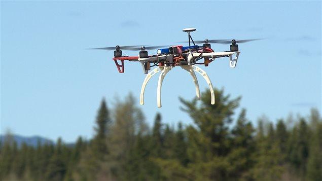 L'accessibilité des drones