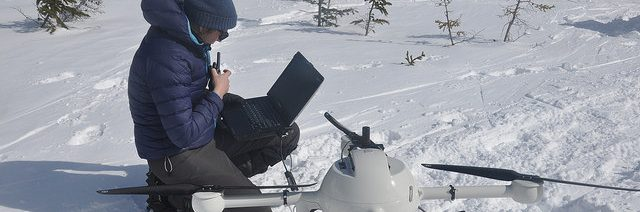 Cartographie de l'épaisseur de neige à haute-résolution