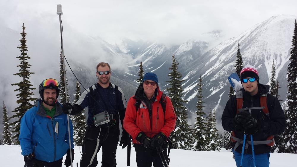 Le modèle suisse SNOWPACK pour évaluer les risques d'avalanches dans les Chic-Chocs en Gaspésie
