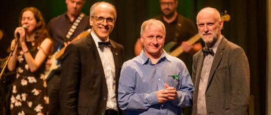 Prix inspiration 2020 pour Patrick Cliche