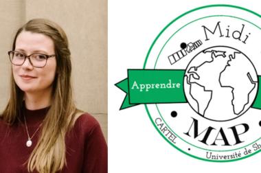 Conférence Midi-MAP Jeudi 28 Janvier : «Identification des problèmes phytosanitaires de la vigne : association de l'imagerie proximale et de l'apprentissage profond»
