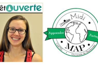 Conférence Midi-MAP mercredi 9 juin «Forêt ouverte, la carte interactive des données écoforestières… et bien plus !»