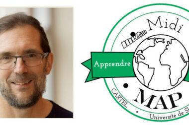 Conférence Midi-MAP jeudi 23 septembre «Le complexe de recherche en hydrologie, hydraulique et environnement de l'UdeS»